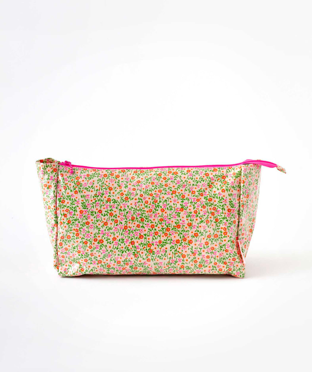 Trousse de toilette Flower Power rose Petit Pan