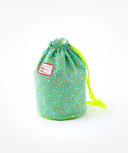 Sac de piscine Peace and Love azur Petit Pan