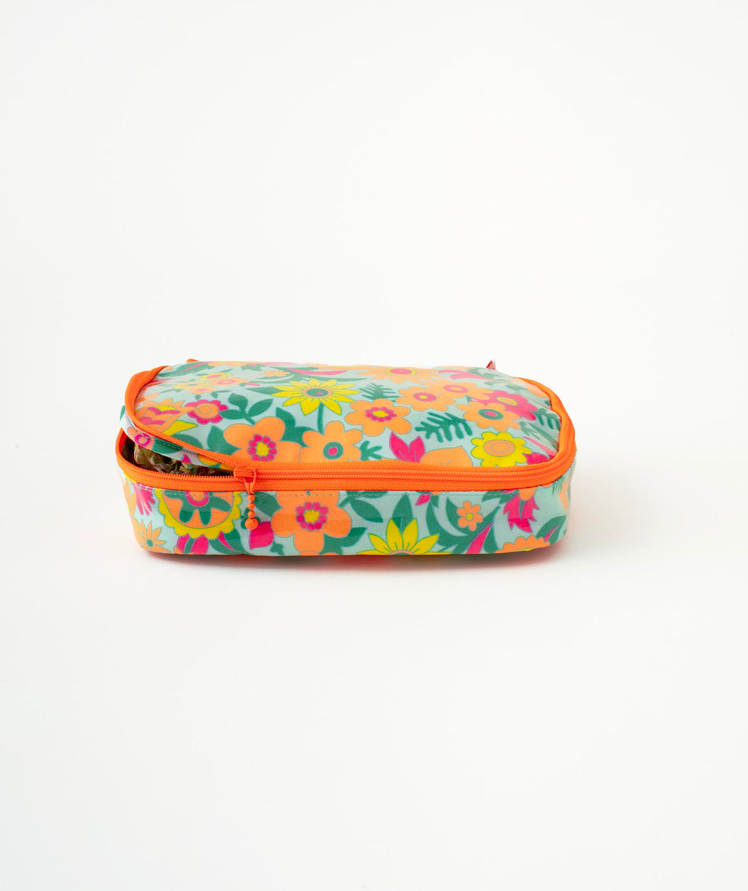 Grande Trousse crayons Satellite of love azur Petit Pan
