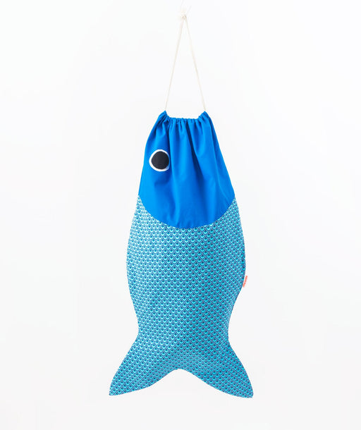 Sac à linge Big Fish Wasabi bleu