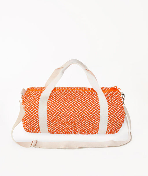 Petit sac polochon Pépin orange