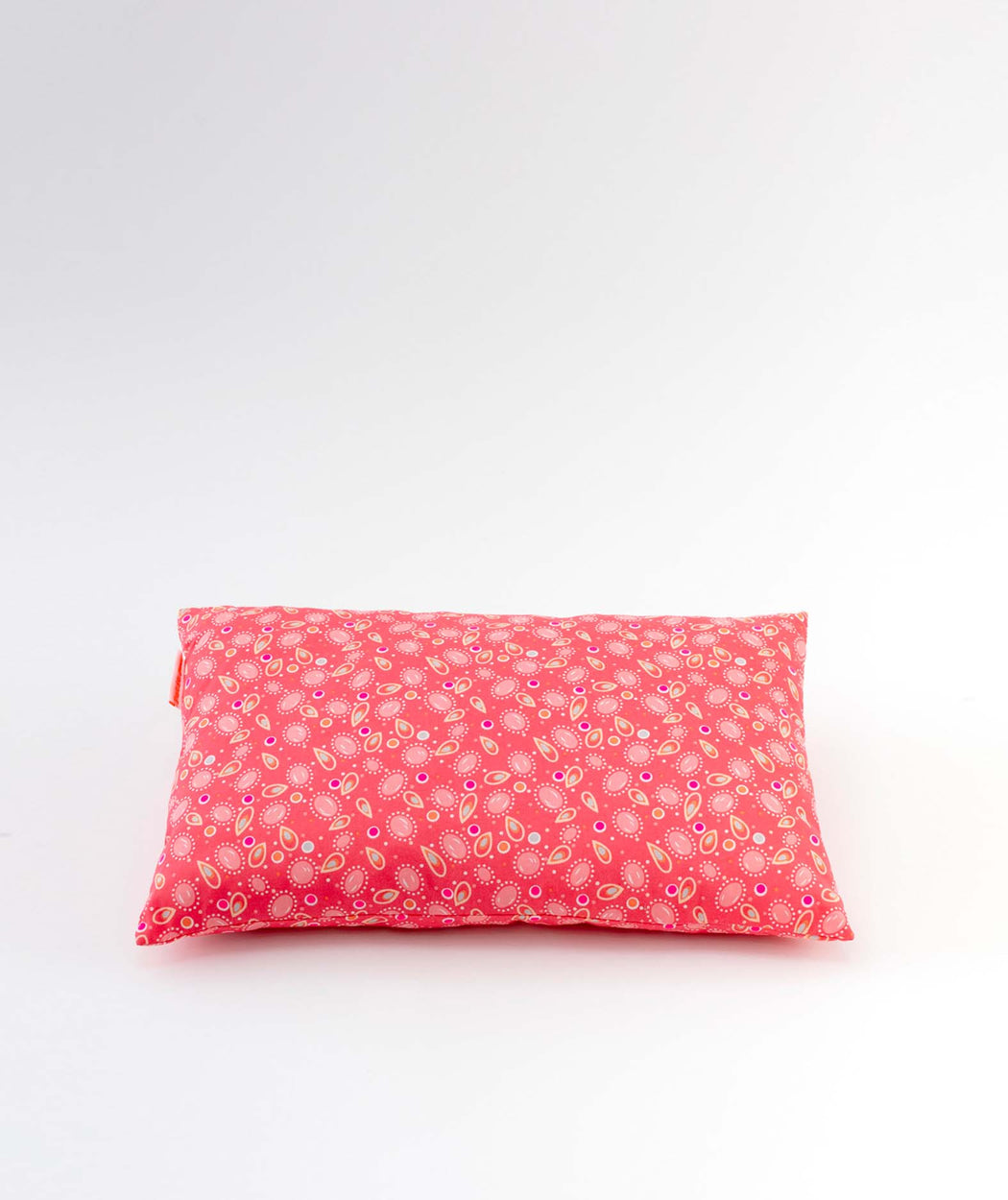 Coussin Tsigane rose indien