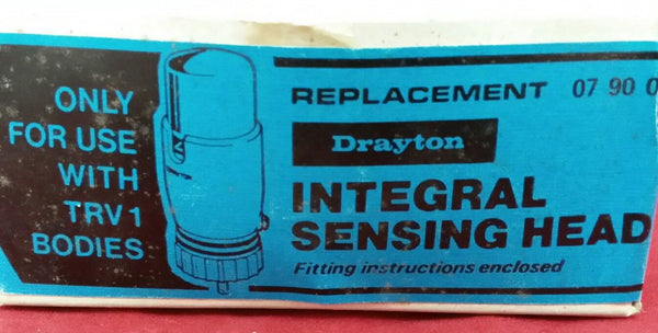 NEW Drayton Replacement Integral Sensing Head 0790012