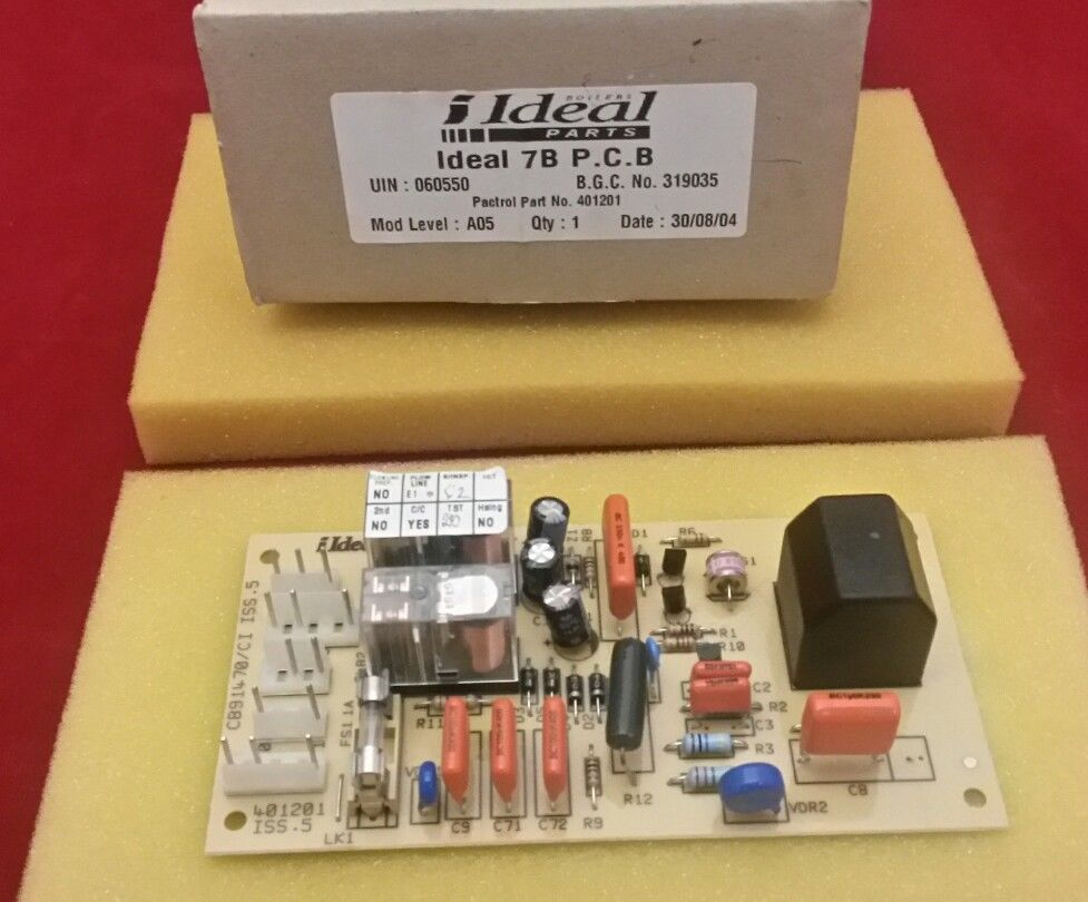 New IDEAL 060550 PCB 7B BOARD (401201) (Genuine spare)
