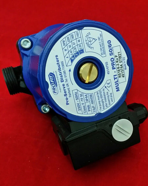 "New Multi-Pro 50/60 Domestic Circulator PC-281 1"" Connection"