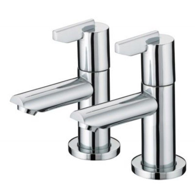 5 x BRISTAN SONIQUE BATH TAPS (PAIR)