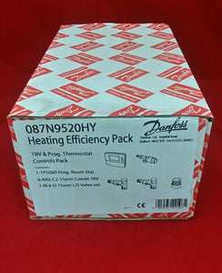 New Danfoss Heating Efficiency Pack 087N9520HY (Genuine Spares)