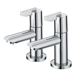 BRISTAN SONIQUE BATH TAPS (PAIR)