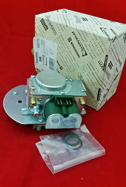New GLOWWORM 802172 GAS VALVE ASSEMBLY  (Genuine Spares)