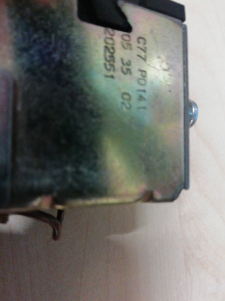 RANCO THERMOSTAT C77 P0141
