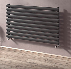 Eucotherm Nova Horizontal Radiator Single Tube