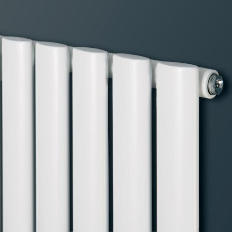 Eucotherm Nova 600 Vertical Radiator Single Tube