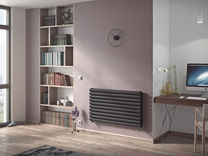 Eucotherm Nova Horizontal Radiator Duo Tube