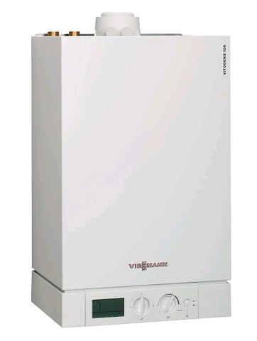 Vitodens 100-W WB1B 35kW Compact Open Vent Boiler