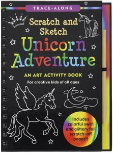 Unicorn Activity Books