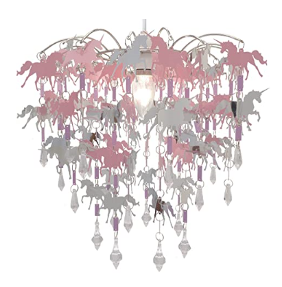 Unicorn Chandelier