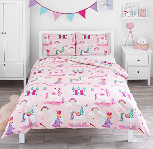 Unicorn Duvet Covers - Double