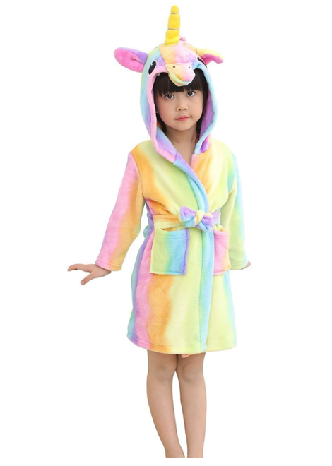 Children's Unicorn Dressing Gowns