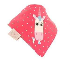 Unicorn Dribble Bibs