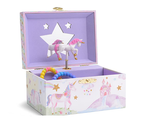 Unicorn Jewellery Boxes