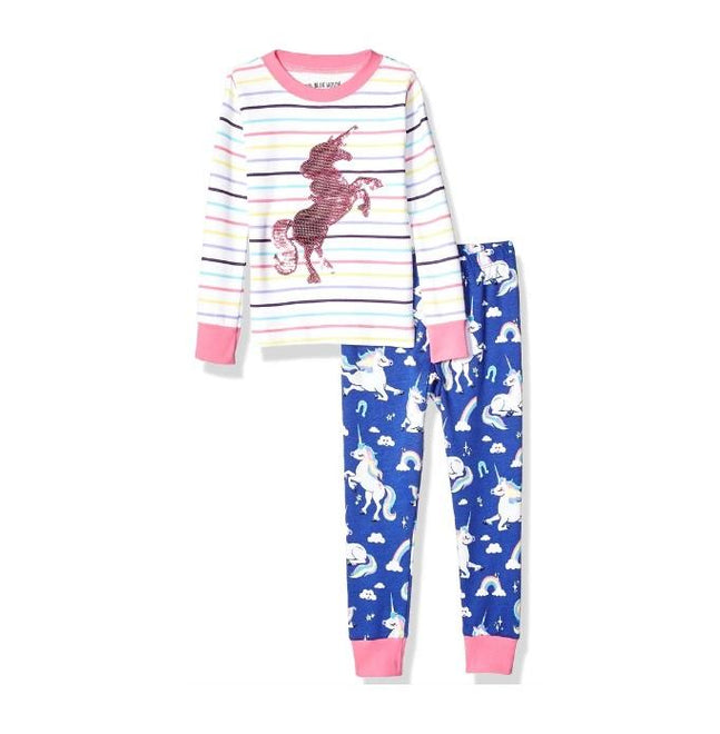 Unicorn Pyjama Sets For Girls