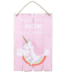 Unicorn Signs & Plaques