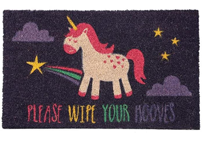 Unicorn Doormats