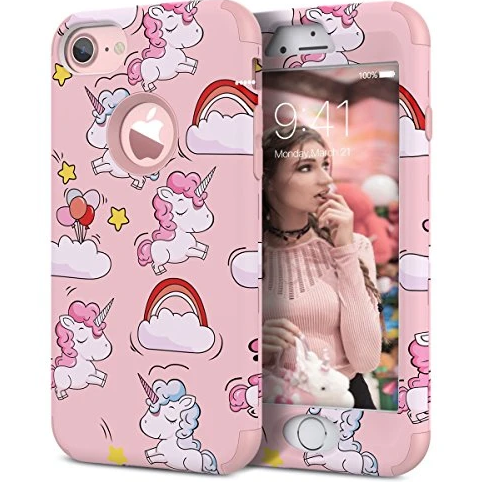 Unicorn Phone Cases - iPhone 7 Plus & 8 Plus