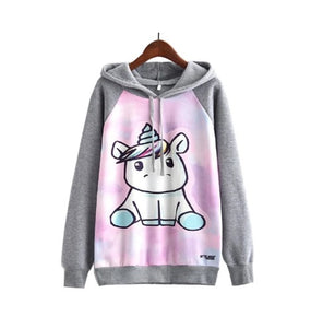 unicorn jumpers and hoodies