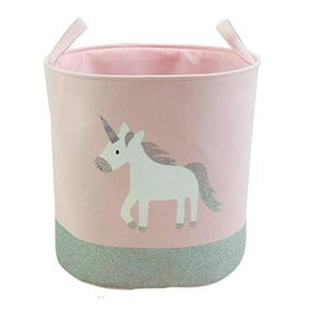 Unicorn Laundry Bag/ Basket