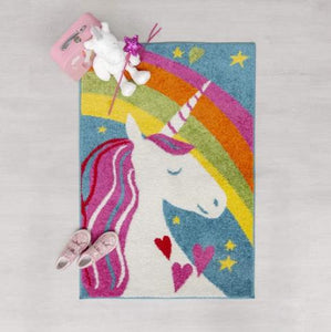 Unicorn Themed Rug