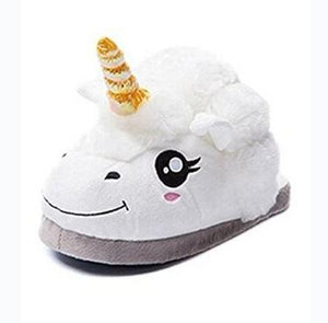 Unicorn Slippers For Kids