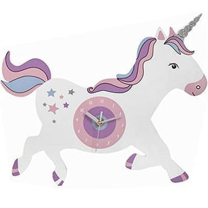 Unicorn Themed Clocks