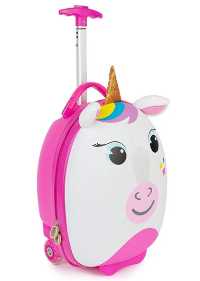 Unicorn Suitcases