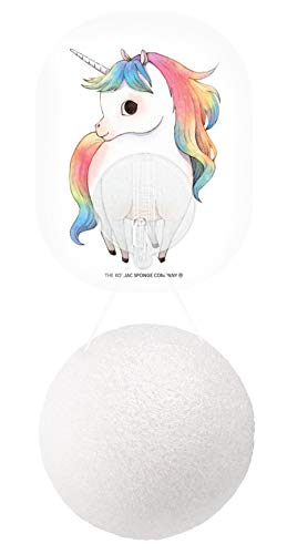 Unicorn Facial Sponge Konjac Sponge Co