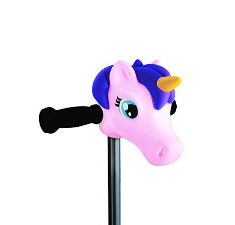 unicorn kids scooter accessory unicorn head