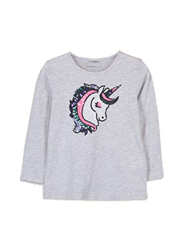long sleeve unicornt-shirt off white