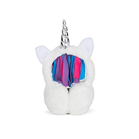Unicorn Ear Muffs | White | BigMouth Inc