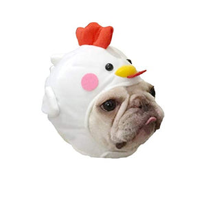 Funny Dog Costume Chicken (Unicorn Worthy) Theme
