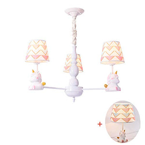 Unicorn Geometric Ceiling Light