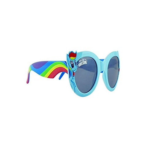 My Little Pony Unicorn Girl's Blue Sunglasses