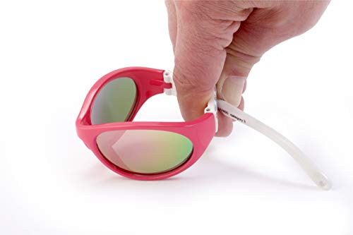 Unicorn childrens sunglasses pink
