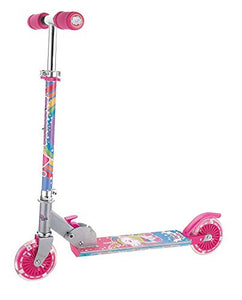 Unicorn Rainbow Scooter With 2 Light Up Wheels | HGL
