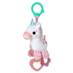 Bright Starts Sparkly Unicorn Toy | Babies