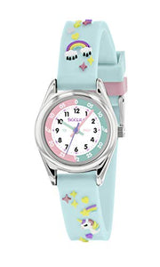 Mint Green Tikkers Unicorn Watch