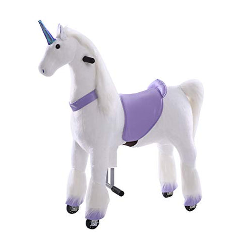 Cute Ride On Unicorn Toy For Kids