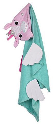 Unicorn bath towel for kids