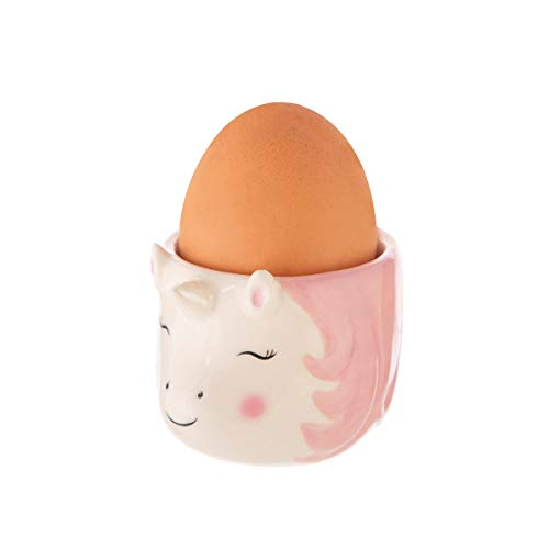 Cute Unicorn Egg Cup | Pink