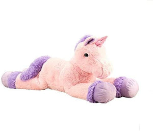 Cuddly Giant Unicorn Plush Toy | XXL 110 cm l Pink | Gift For Girls