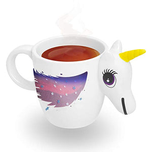 Unicorn Magic Colour Changing Ceramic Mug | Unicorn Gift Idea